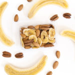 Banan Pecan Crunch snack