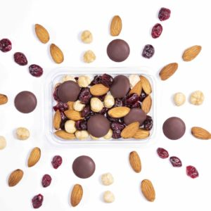Chocoberry Hopp snack