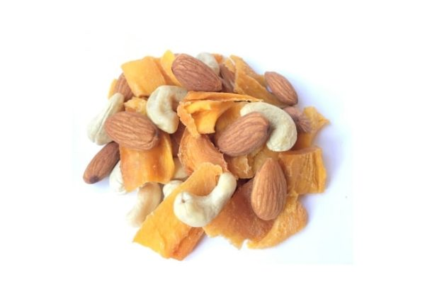 Mango, Almonds, Cashews